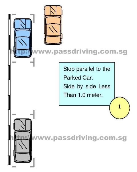 parallel parking 1
